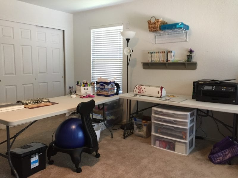 Office/Craft Room Makeover: Part 1