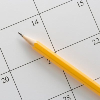 how to schedule time