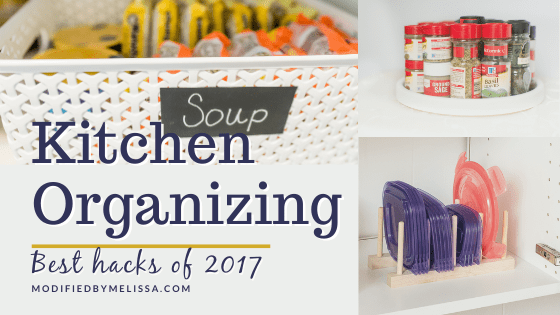 The Best Kitchen Organizing Hacks in 2017
